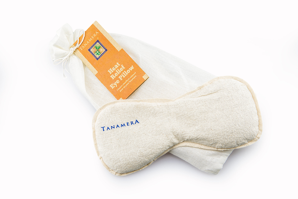 Tanamera HEAT RELIEF EYE PILLOW