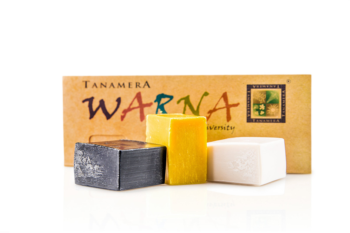Tanamera Tanamera Warna Soap Gift Set