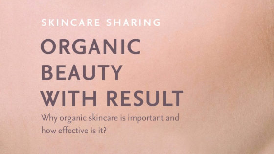 ORGANIC BEAUTY WITH RESULT